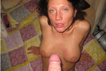 Frisky redhead MILF's sex photos